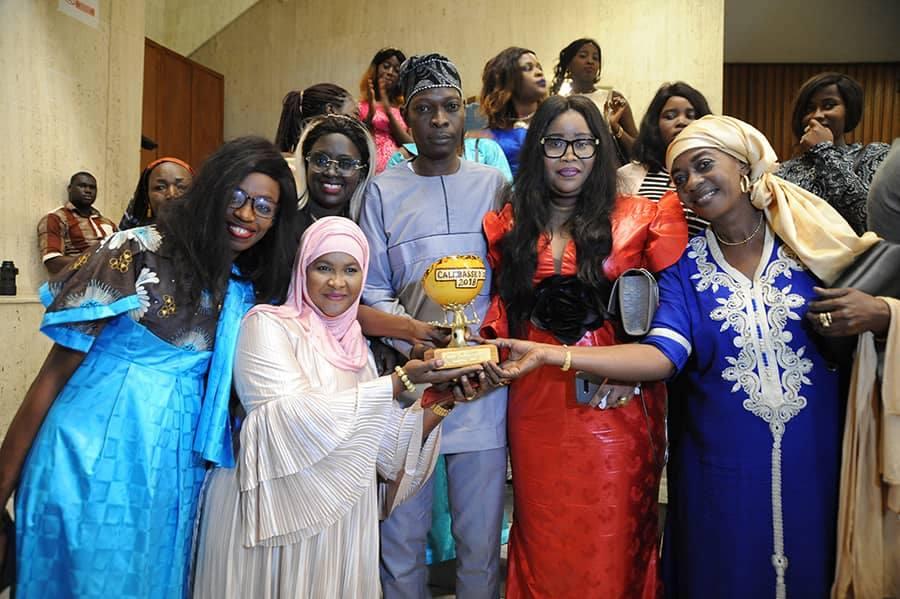 Prix Calebasse d'Or 2018: Fatou Abdou Ndiaye primée