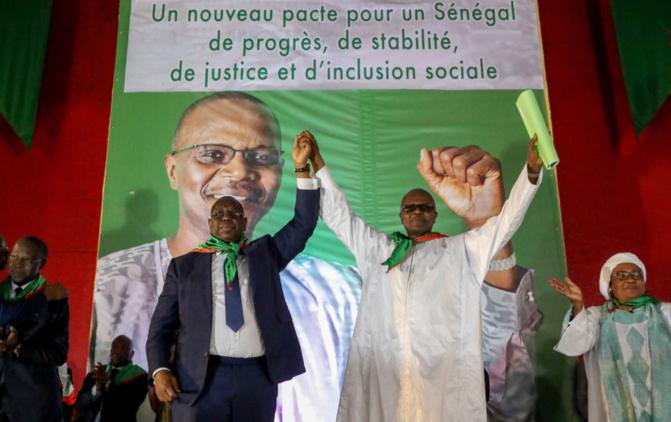 Macky Sall,  «On a tout fait pour tuer le Parti socialiste, mais vous êtes encore là»
