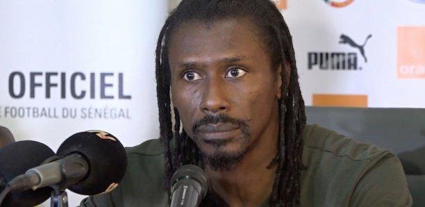 Équipe nationale : Le nouveau salaire d'Aliou Cissé dévoilé