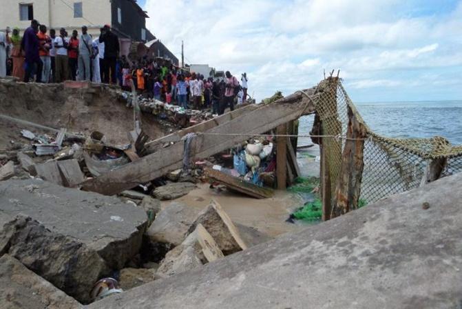 Houle à Saint-Louis : Macky demande le recensement des dégâts et l'assistance aux sinistrés