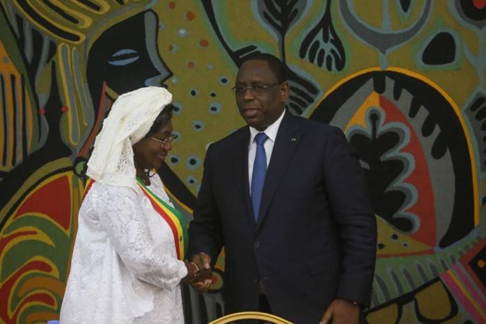 Bureau du CESE : Macky Sall souhaite l'application de la parité