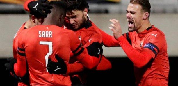 Rennes s'impose dans la douleur à Jablonec