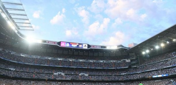 Copa Libertadores : La finale retour River Plate - Boca Juniors jouée au stade Santiago-Bernabeu