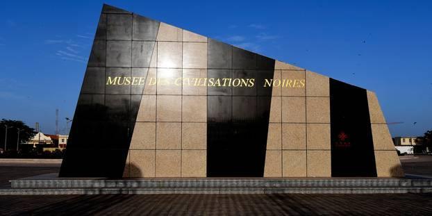 Le Musée des civilisations noires sera inauguré à Dakar le 6 décembre. @ AFP