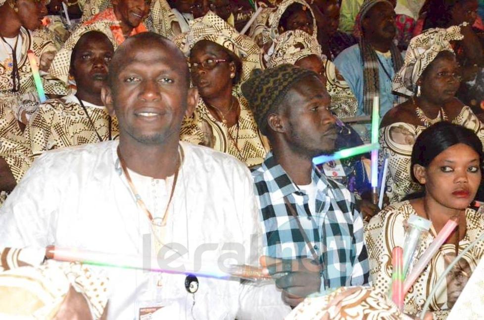 Diamniadio: Les premières images de l'investiture de Macky Sall par BBY à Dakar Arena