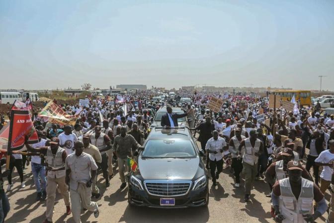 Investiture de Macky Sall : une prestation de serment avant l'heure ( Souleymane Ly )