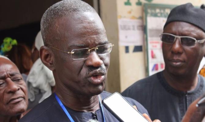 Doudou Ndir, président de la Cena : « il n'y a pas lieu d'avoir des doutes sur la fiabilité du scrutin »
