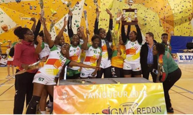 Handball - Can féminine : Les Lionnes battent les vice-championnes d'Afrique