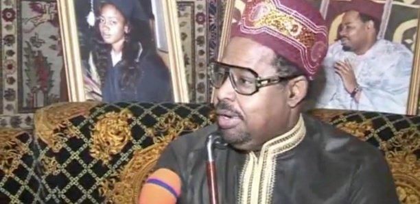 Décès de Sidy Lamine Niasse: Ahmed Khalifa Niasse écourte son voyage