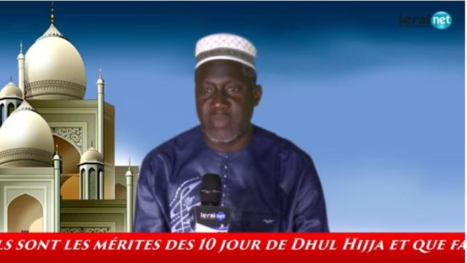 Imam Ahmad Makhtar Kanté : « Sidy Lamine Niasse a beaucoup fait pour l'islam »
