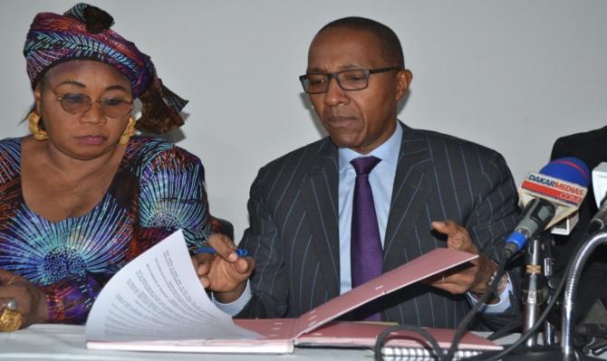 Présidentielle 2019: Abdoul Mbaye écrit au Conseil constitutionnel