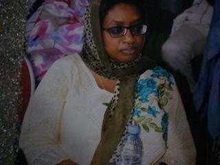 Hommage de l'ancien Ministre Marie Bâ Aïdara à Sidy Lamine Niasse