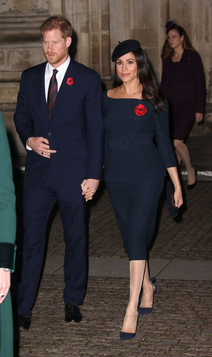 Un groupe néo-nazi britannique menace de mort  le prince Harry pour s'être marié avec Meghan Markle
