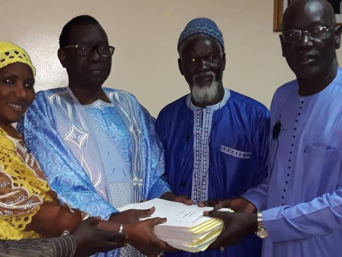 Parrainage diaspora: Seynabou Aw de la Côte d'ivoire collecte 4 735 signatures