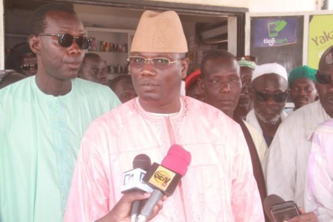 Abdou Mbacké Bara Dolly: « si quelqu'un critique à nouveau le Président Wade, je l'attaquerais »