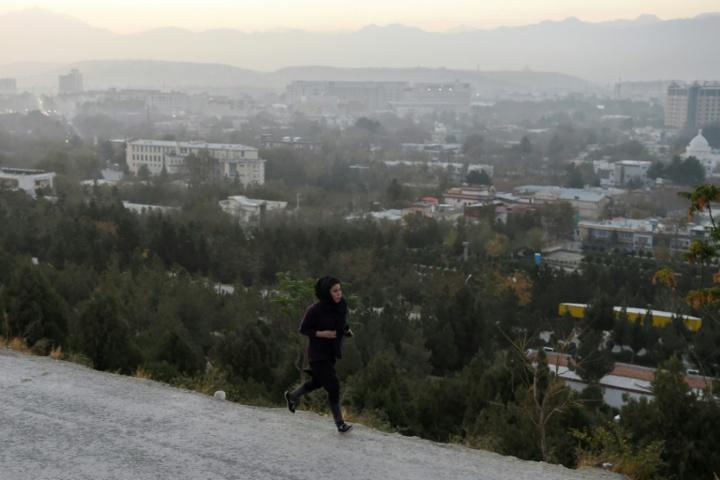 La liberté retrouvée des joggeuses afghanes
