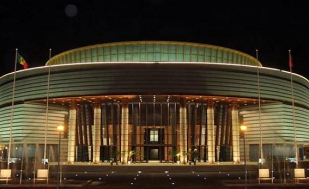 Buzz international à l'inauguration du Musée des civilisations noires