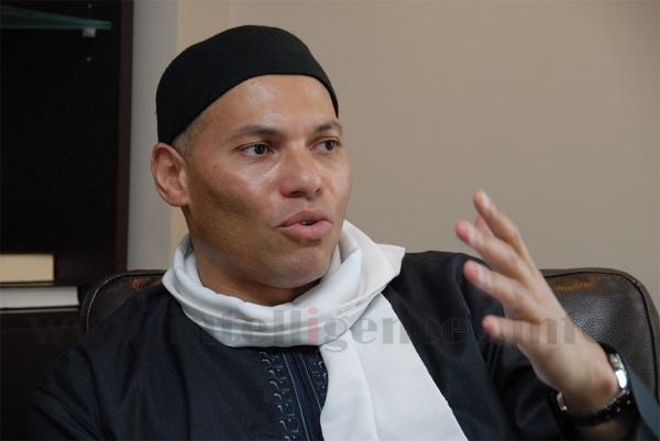 Présidentielle de 2019 : Karim Wade a déposé sa caution hier