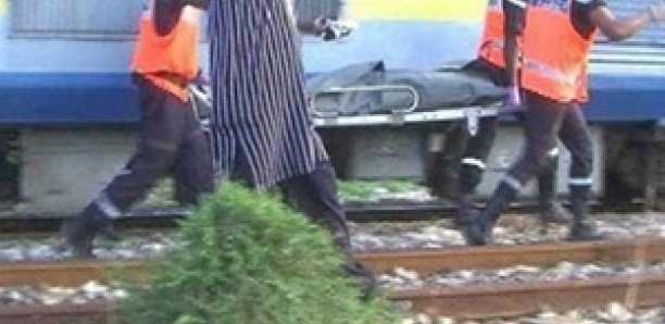 Thiaroye : Un malade mental écrasé par un train