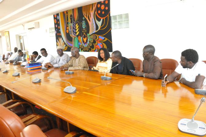 Parrainage du candidat Macky Sall: Le Ministre Abdoulaye NDOUR collecte 10159 signatures