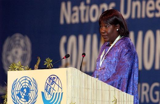 Ndioro Ndiaye