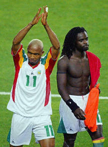 Ferdinand Coly « El Hadji Diouf peut toujours faire partie du groupe, mais il a peut-être raté le bon wagon »
