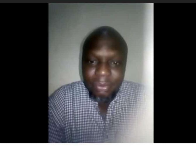 Moustapha Diakhaté, l'un des mis en cause