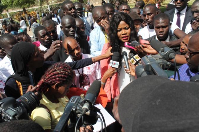 Fatoumata Niang Bâ : « Le bilan du président Macky Sall est convaincant mais notre parti est le parent pauvre de la coalition Benno Bokk Yakaar »