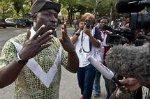"""Abidjan: Blé Goudé appelle au dialogue, """"pas de réconciliation sans Gbagbo"""""""
