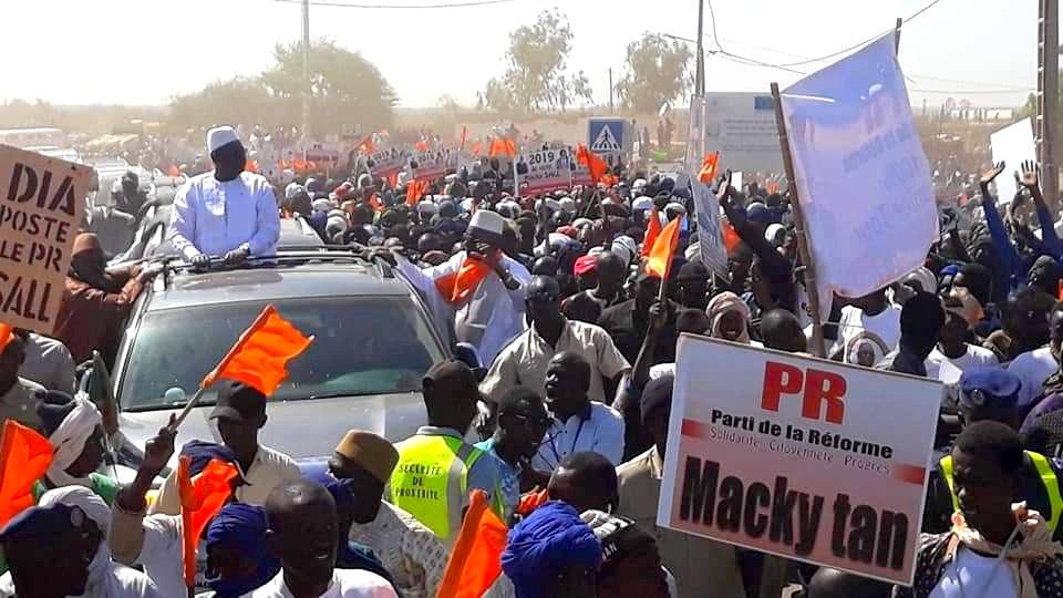 Journée nationale de l'élevage : le Parti de la réforme mobilise, Amadou Dawa Diallo liste les défis à relever