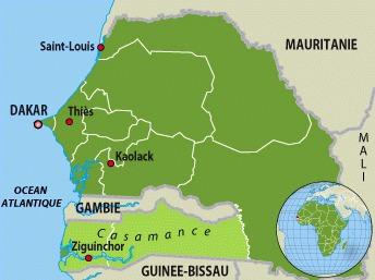 Le Projet d'appui au développement rural en Casamance
