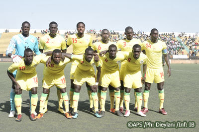 Le Sénégal se qualifie pour le second tour des éliminatoires des Jeux olympiques