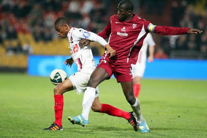 Sport: Quand Sadio Mané et Kalidou Koulibaly descendaient en National Avec Metz