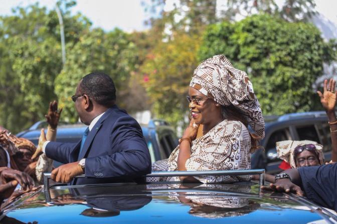 57 ans de Macky Sall : Marième Faye Sall célèbre son époux
