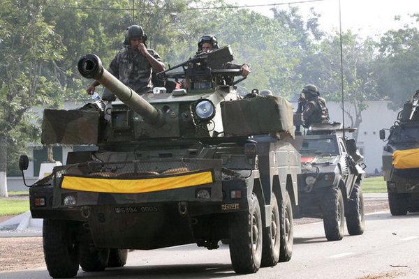 Le scénario de l'arrestation de Gbagbo
