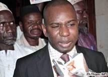 """Arrestation de Gbagbo : """"Soulagement"""" du gouvernement sénégalais (porte-parole)"""