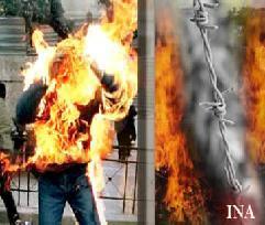 Ibrahima Niang, Doctorant en sociologie sur la série d'immolations par le feu : « l'enfer n'est plus dans l'au-delà, l'enfer c'est ici »