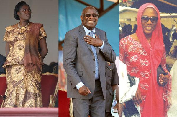 Mais où est la seconde épouse de Gbagbo?