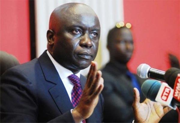 """Idrissa Seck: """"il y a une succession d'actes posés par le candidat sortant pour éliminer des candidats du système"""""""