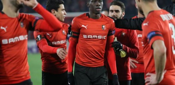 Rennes-Astana (2-0) : Ismaïla Sarr est bien devenu incontournable