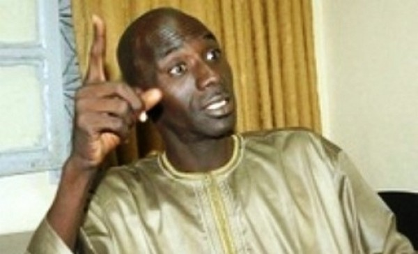 Omar Faye à Macky Sall: