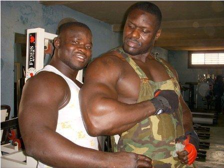 Tyson reprend les entrainements en compagnie d'Eumeu Sène