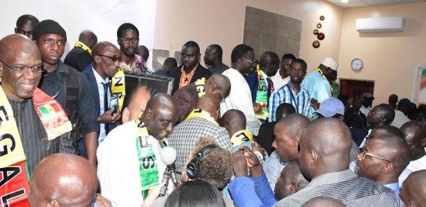 """Idrissa Seck : """"Le pouvoir n'aura pas l'occasion de voler les élections"""""""