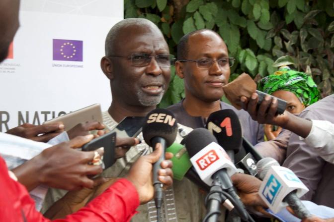 Assises de la Société civile - Amacodou Diouf, président du Congad:« Nous voulons avoir une société civile forte »