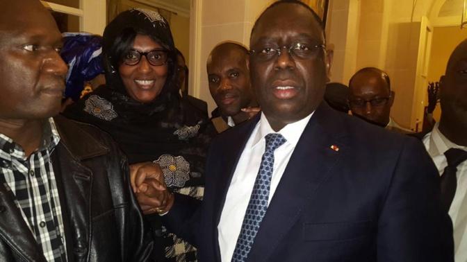 Visite de Macky Sall en France, Apr-France met en garde l'opposition