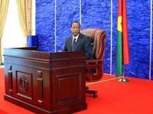 Au Burkina, le président Compaoré dissout le gouvernement