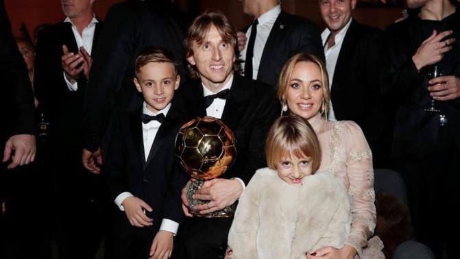 Ballon d'Or : Modric ne digère pas l'absence de Messi et Ronaldo à la cérémonie
