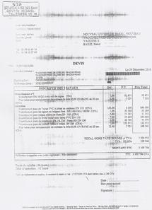 Bakel : SOS pour le nouveau Lycée sans eau courante, un devis de 2155000 CFA en souffrance au ministère de l'éducation nationale [Documents]