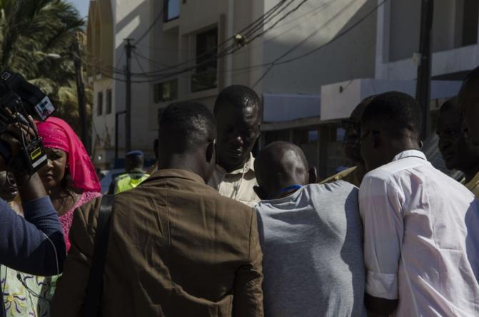 Conseil Constitutionnel : Un impressionnant dispositif sécuritaire attend les partisans de Karim et de Khalifa