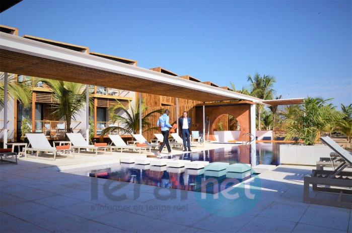 """Découvrez le """"Blue Bay"""", le nouveau bijou du Lamantin Beach Hotel, avec 20 nouvelles chambres de luxe en bois alimentées par des panneaux solaires"""